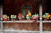 Posaga Monastery - Detail — Stock Photo