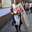 Stock Photo: Crusader