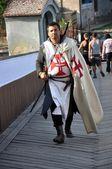 Crusader — Stock Photo