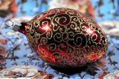 Christmas ball — Стоковое фото