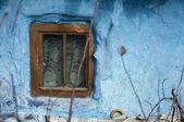 Old house window — Stock Photo