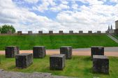 Archeological Park Xanten - Defense Wall — Stock Photo