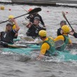 Canoe polo competition — Stock Photo #33866009