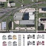 Industrial District — Stock Vector #14467993