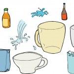 Assorted Beverage Images — Stock Vector #35030345