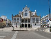 Nossa Senhora do Rosario. Olhao, Algarve. Portugal. — Stock Photo