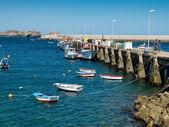 Marina of Sagres, Algarve. Portugal. — Stock Photo