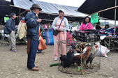 Market in San Agustin - Colombia — Stock Photo