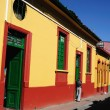 Bogota - La Candelaria — Stock Photo