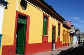 Bogota - La Candelaria — Foto Stock