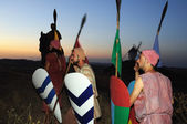 Festival Medieval de Consuegra — Stock Photo