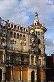 RIBADEO- Spain — Stock Photo