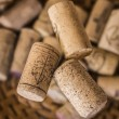 Cork wine — Stock Photo