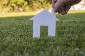 Casa, imagen de concepto — Foto de Stock