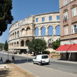 Pula colosseum, Croatia — Stock Photo
