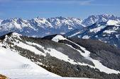 Tirol kışın — Stok fotoğraf