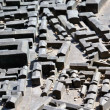Miniature city model of Pula, Croatia — ストック写真