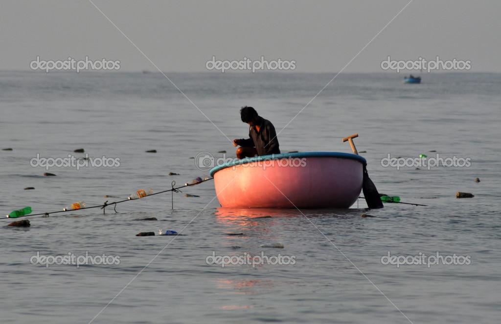 вьетнамская рыбалка