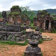 My Son temple ruins, Vietnam — Stock Photo