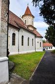 Eski ortodoks kilisesi brasov, romanya — Stok fotoğraf