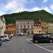 Panorama of Brasov city, Romania — Stock Photo