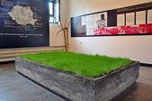 Muzeum więzienia ofiar komunizmu w Pradze — Zdjęcie stockowe