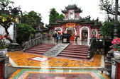 The Cantonese Assembly Hall. Hoi An, Vietnam — Stock Photo