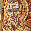 Byzantine mosaic of a saint apostle — Stock Photo #30144565