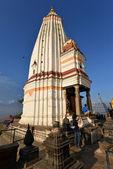 Swayambhunath stupa, templo de los monos, nepal — Foto de Stock
