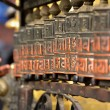 Prayer wheels — Stock Photo #34318395