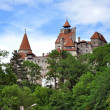 Stock Photo: Castle of Dracula. Bran, Transylvania, Romania