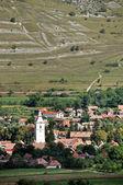 Rimetea village. Transylvania, Romania — Stock Photo