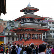 Photo: Durbar square in Kathmandu, Nepal