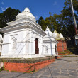 Stock Photo: Pashupatinath Hindu temples. Nepal