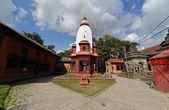 Sacred Hindu temple in Pashupatinath, Nepal — Stock Photo