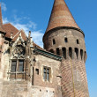 Corvin castle in Transylvania — Stock Photo #41266145