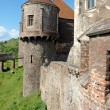 Corvin castle in Transylvania — Stock Photo #41266149