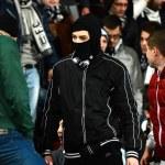 ������, ������: Football hooligans in a stadium