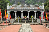 Thai Vi temple, Vietnam  — Stock Photo