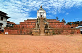 Fasidega Hindu temple, Bhaktapur, Nepal — Stock Photo