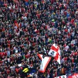 Постер, плакат: Fans of Dinamo Bucharest football club