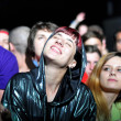 Party people at a Music Festival — Stock Photo #48528671