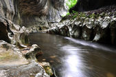 River in a wild gorge — Stock Photo
