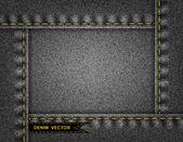 Džínové pozadí — Stock vektor