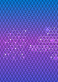 Colorful triangle background — Stockvektor