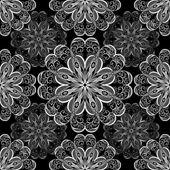 Seamless ornamental pattern — Stockvector
