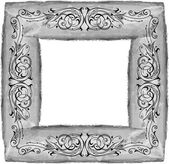 Frame with ornament — Stock Vector