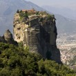 Meteora Hanging Monastery — Stock Photo