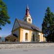 Igls church — Stock Photo
