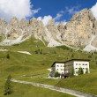 Passo Gardena — Stock Photo